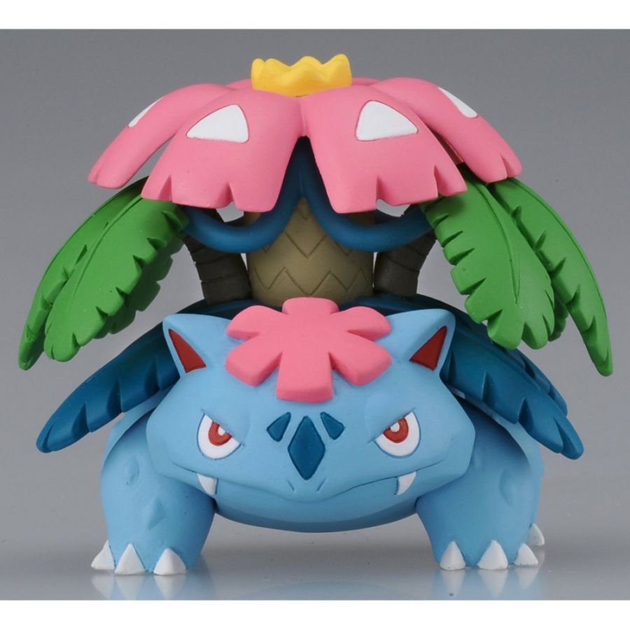 Playfactory figurines super figurine d action m ga - Pokemon florizarre ...