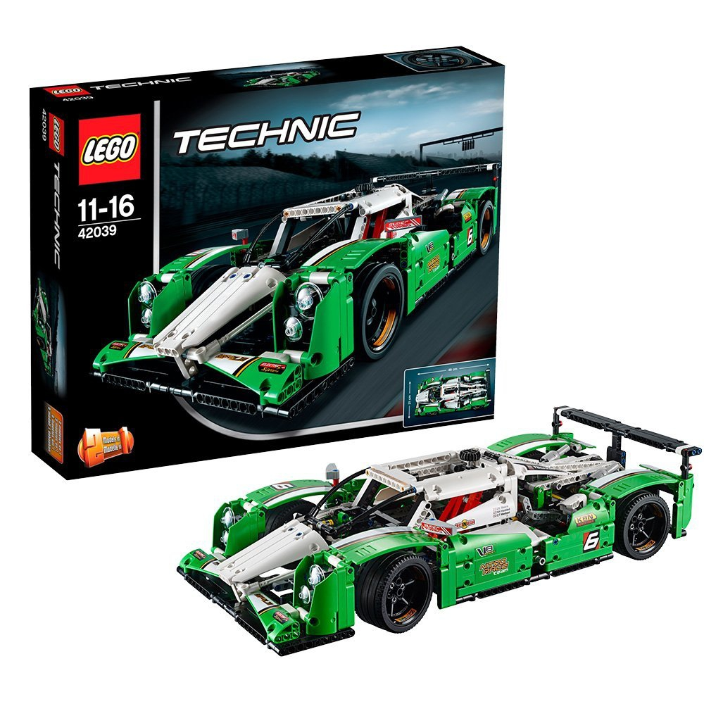 playfactory technic 42039 la voiture de course des 24 heures lego. Black Bedroom Furniture Sets. Home Design Ideas