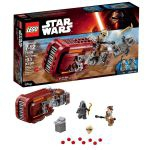 Star Wars LEGO Episode Vii - 75099 - Rey's Speeder