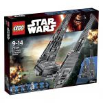 Star Wars LEGO Episode Vii - 75104 - Kylo Ren's Command Shuttle
