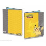 Portfolios Pokémon Xy - Pikachu (10 Pages De 4 Cases)