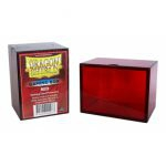 Deck Box  Deck Box Dragon Shield Rigide Rouge - 100 Cartes