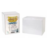 Deck Box  Dragon Shield Gaming Box - Rigide Blanc - 100 Cartes