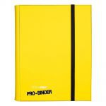 Portfolios  Pro-binder - Jaune -  360 Cases (20 Pages De 18)