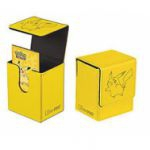 Boites de Rangement Pokémon Deck Box Pokemon - Flip Box - Pikachu