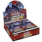 Boosters Anglais Yu-Gi-Oh! Boite De 24 Boosters Dragons Of Légend 2