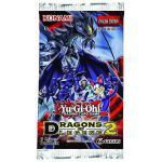 Boosters Anglais Yu-Gi-Oh! Dragons Of Legend 2