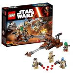 Star Wars LEGO 75133 - Pack De Combat De L'alliance Rebelle