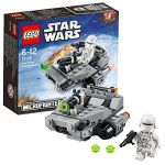 Star Wars LEGO 75126 - Microfighters - First Order Snowspeeder