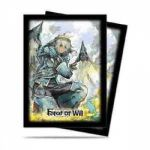 Protèges Cartes Force of Will Sleeves Standard Par 65 Arla, Le Seigneur Ailé