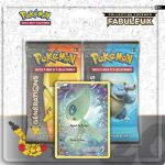 Boosters en Français Pokémon Collection Pokémon Fabuleux Génération – Celebi