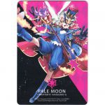 Produits Dérivés CardFight Vanguard Clan Card (carte Du Clan) Pale Moon - Masked Magician, Harri