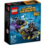 Super Heroes LEGO Mighty Micros - 76061 - Batman Contre Catwoman