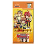 Boosters CardFight Vanguard G-bt07 : Glorious Bravery Of Radiant Sword