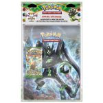 Portfolios Pokémon Xy -  Impact Des Destins - Zygarde Ex & Lugia Turbo (10 Pages De 9 Cases) + 1 Booster Impact Des Destins