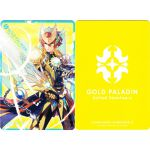 Cartes Spéciales CardFight Vanguard Clan Card (carte Du Clan) Gold Paladin - Sunrise Ray Knight, Gurguit