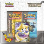 Boosters en Français Pokémon Collection Pokémon Fabuleux Génération – Jirachi