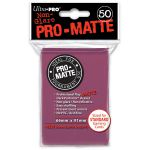 Protèges Cartes Standard  Sleeves Ultra-pro Standard Par 50 Blackberry Matte