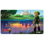 Tapis de Jeu The Legend of Zelda A Link Between Worlds Accompagné D'un Tube De Protection