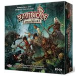Jeu de Plateau Figurine Zombicide: Black Plague. Extension: Wulfsburg