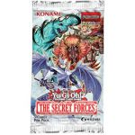 Boosters Anglais Yu-Gi-Oh! The Secret Forces