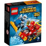 Super Heroes LEGO Mighty Micros - 76063 - Flash Contre Captain Cold