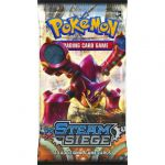 Boosters Anglais Pokémon Xy -  Steam Siege