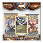 Boosters Français Pokémon Pack 2 Boosters - Xy 11 Offensive Vapeur - Rayquaza