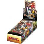 Boosters CardFight Vanguard Boite De 12 Boosters Booster G-cb04 - Gear Of Fate