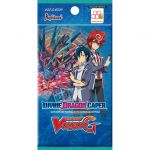 Boosters CardFight Vanguard G-bt09 : Divine Dragon Caper