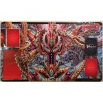 Tapis de Jeu CardFight Vanguard Tapis - Interdimensional Dragon, Chronoscommand Dragon