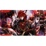 Tapis de Jeu CardFight Vanguard Tapis - CardFight Vanguard : G-bt08 - One Steeped In Sin, Scharhrot