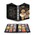 Portfolios Pokémon Pro-binder - Evoli -  360 Cases (20 Pages De 18)