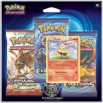 Boosters Français Pokémon Pack 3 Boosters - Xy - Evolutions : Roussil