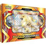 Coffret Pokémon Break Evolution Box - Arcanine