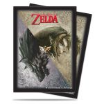 Protèges Cartes The Legend of Zelda Sleeves Standard Par 65 - Twilight Princess