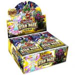 Boosters Français Yu-Gi-Oh! Boite De 50 Battle Pack 4 : Pack Etoile Battle Royal