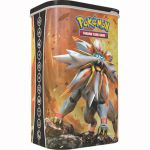 Coffret Pokémon Sun & Moon Deck Shield Solgaleo (soleil & Lune)