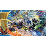 Tapis de Jeu CardFight Vanguard Divine Dragon Caper - Storm Of Lament, Wailing Thavas