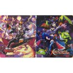 Tapis de Jeu CardFight Vanguard Cardfight Vanguard : G-chb03 - Masked Phantom, Harri Et Vampire Princess Of Starlight, Nightrose