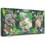 Coffret Pokémon Decidueye Gx Premium Collection En Anglais