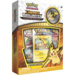Coffret Pokémon SL3.5 - Collections avec pin's Légendes Brillantes – Pikachu