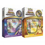 Coffret Pokémon SL3.5 - Lot de 2 Collections avec pin's Légendes Brillantes – Pikachu et Mewtwo