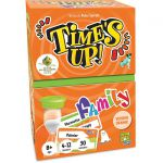 Jeu de devinettes Famille Time's Up Family (Orange)