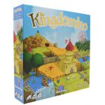 Gestion Best-Seller Kingdomino Version XXL (géante)