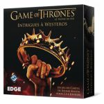 Jeu de Cartes Pop-Culture Game of Thrones : Le Trône de Fer : Intrigues à Westeros
