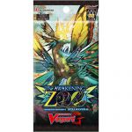 Boosters CardFight Vanguard Extra Boosters G-EB02 The Awakening Zoo
