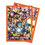 Protèges Cartes Dragon Ball Super All Stars (65ct)