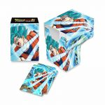 Boites de Rangement Dragon Ball Super Deck Box Goku Blue
