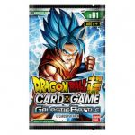 Boite & Booster Français Dragon Ball Super Serie 1 - B01 - Galactic Battle